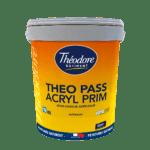 Theo Pass Acryl Prim Théodore Bâtiment